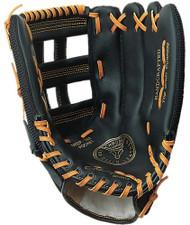 """13"""" Baseball P.E. Glove -  nylon back/leather front -  Regular"""