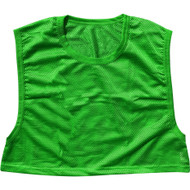 Adult Football Scrimmage Vest - Kelly Green