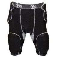 TAG Adult Mid-Rise 5pc Integrated Girdle