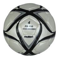 Molten Practice Soccer Ball Size 4 (FX150BLK4)