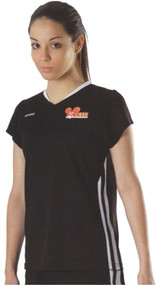 Stock Women's Brine Anthem Cap Sleeve Game Jersey
