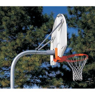Gooseneck Basketball Pole 3 1/2""