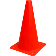 "Pylon Cones 12"" Orange Only"