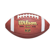 Wilson K2 Leather Pee Wee Football