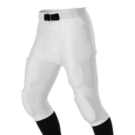 Men's Football pant White (DA-615SL-WH-MD)