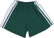 Windsor Stock Field Hockey Shorts - Forest/White