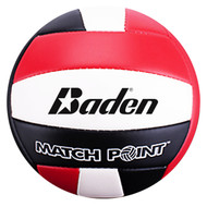 Baden Red/White/Black Syn Volleyball