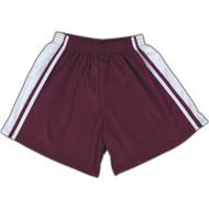 Windsor Stock Field Hockey Shorts - Maroon/White