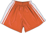 Windsor Stock Field Hockey Shorts - Orange/White