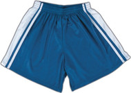 Windsor Stock Field Hockey Shorts - Royal/White