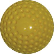"""9"""" Yellow Pitching Machine Baseball"""