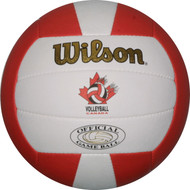 Wilson Gold Composite Beach Volleyball