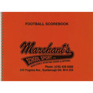 Football score book