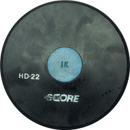 1 kg  Rubber Discus