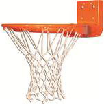 Gared Spring Loaded Rear Mount Basketball Goal