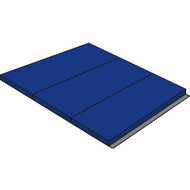 "Collegiate Mat 4'x6'x2"" Velcro 2 Sides"