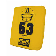 "Fisher Rectangular Body Shield (3"" thick)"