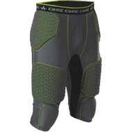 Core Integrated 7 Pad Football Girdle - Youth