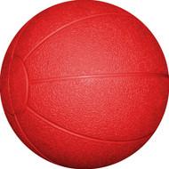 Rubber Medicine Ball 2 kg. Red