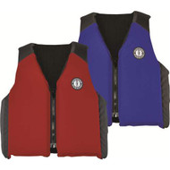 Mustang Boater's Vest - Adult Size XS-XXL - CLOSEOUT