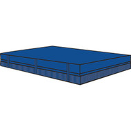 "10"" thick High Jump Pit 4x8"