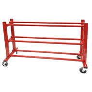 Deluxe Steel 3 Shelf Ball Carrier