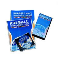KIN-BALL Sport Instructional DVD (KB30162)