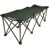4' Portable Bench - holds 3 people - Weight 12 lbs