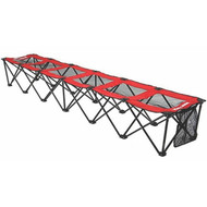 8 foot Portable Bench (holds 6 people)