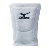 White Mizuno Bubble Style Knee Pads