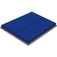 Educator Mat 4'x4'x2.25 Velcro 4 Sides