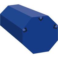 "FOAM SHAPES Octagon barrel 28""Lx20""W"