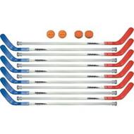 Floor Hockey Pro set w/goalie