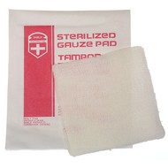 "Sterile Gauze Pads 4"" x 4"" - Box of 100"