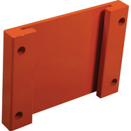 Wall Plate for RHEG Removable Basketball Goal