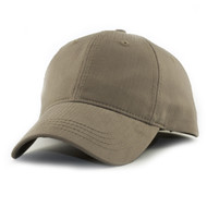 KNP Adult Peached Cotton Twill Cap (KP- CT6333)