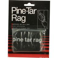 Pine tar rag