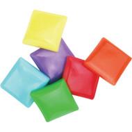 Bean Bag Rubber Rainbow Set (6)