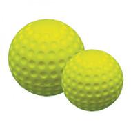 """1 1/2"""" Sponge Practice Golf Balls"""