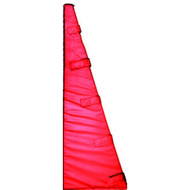 6' Volley Pads for Posts with Braces - Red or Royal