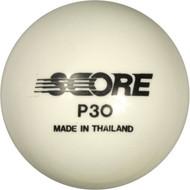 White Soft Vinyl Air Filled Ball