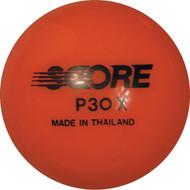Orange Soft Vinyl Air Filled Ball