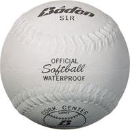 "12"" Rubber/Cork Softballs"