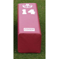 """Fisher Square Dummies 14"""" High - 14lbs"""