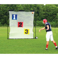 Fisher Deluxe Skill Zone Target System 10'