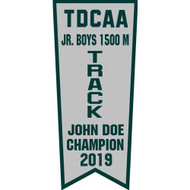 "Twill Championship Banners (52"" x 24"")"