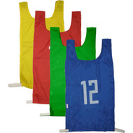 Elementary Nylon Pinnies Set