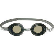 Leader Jr. Champ Swim Goggles - SMOKE