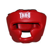 Boxing protective head gear  RED PVC