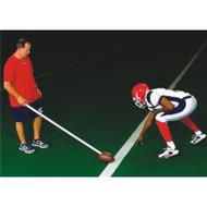 Football On A Stick